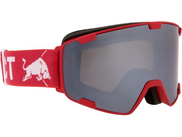 Red Bull SPECT Park Lunettes de protection, black-gold snow